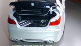 BMW M5 Modell Heckausbau