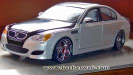 Modellauto BMW M5 Tuning