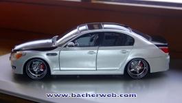 Sammlermodell BMW M5 Tuning