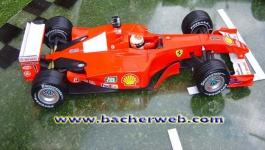 Formel 1 Minichamps Ferrari