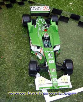 Formel 1 Minichamps Jaguar