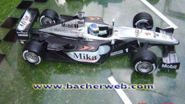 Formel 1 Minichamps Mercedes