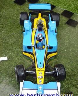 Formel 1 Minichamps Renault