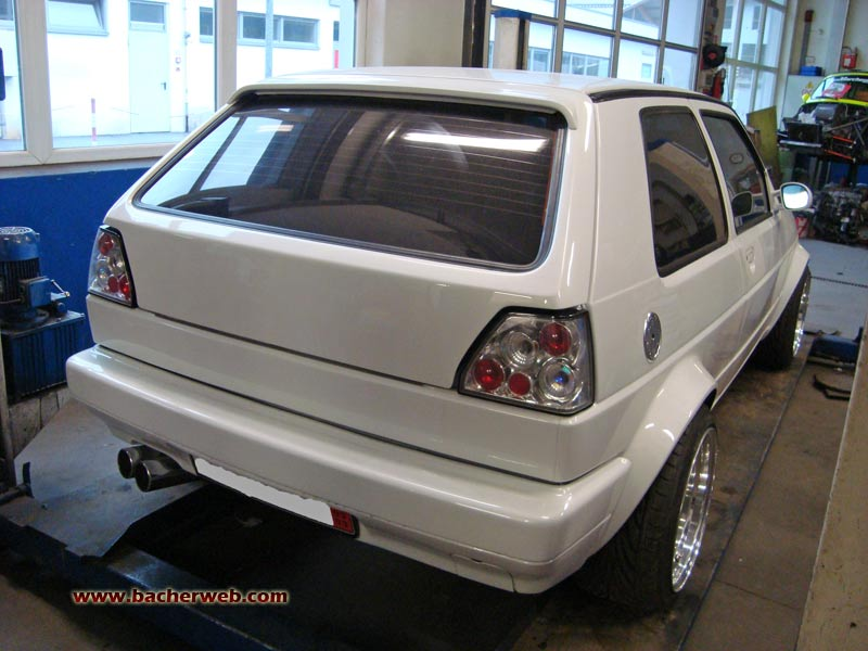 vw golf 2 g60 tuning