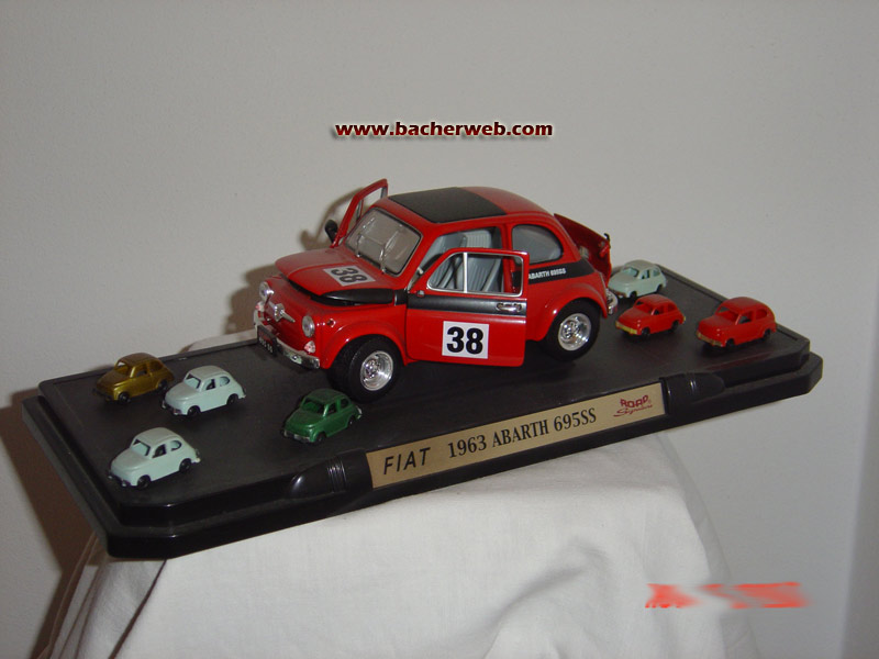 Fiat Abarth 695 SS Bj.63
