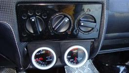 VW Polo 86c G40 Tuning/ G-Lader Druck Anzeige