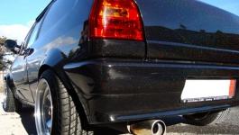 VW Polo 86c G40 Tuning/ Cleaner Heck/ Rückleuchten von InPro